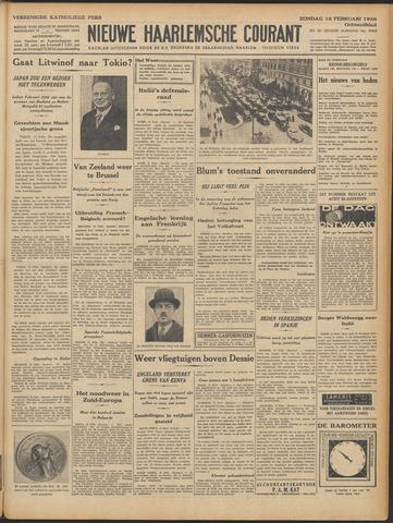 Nieuwe Haarlemsche Courant 1936-02-16