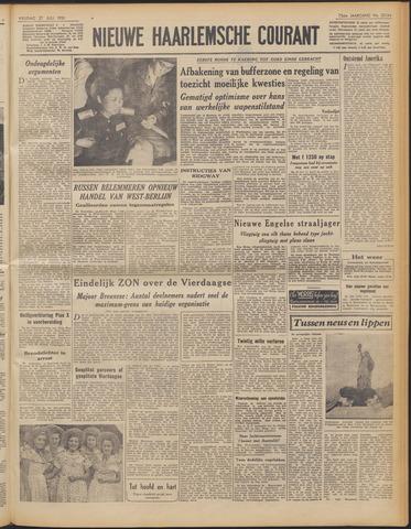 Nieuwe Haarlemsche Courant 1951-07-27