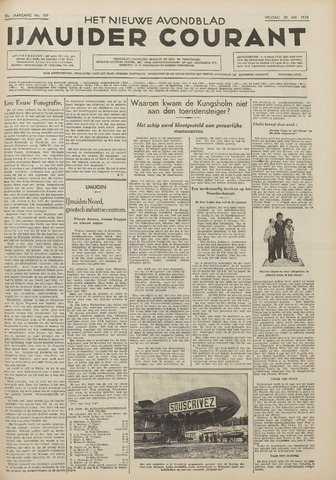 IJmuider Courant 1938-05-20