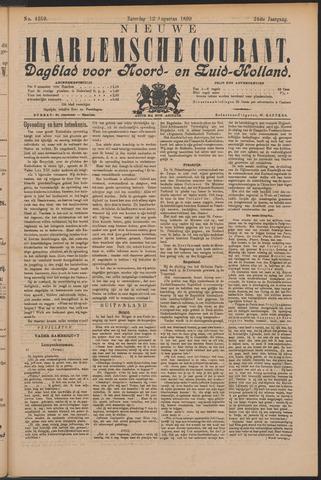 Nieuwe Haarlemsche Courant 1899-08-12