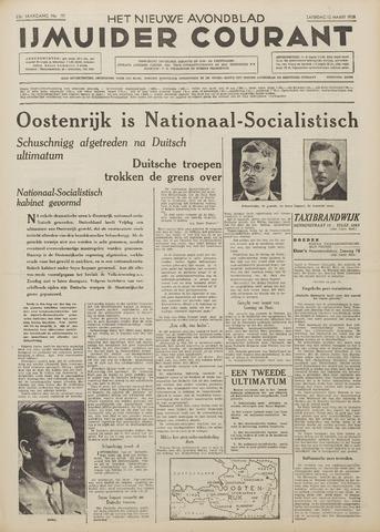 IJmuider Courant 1938-03-12