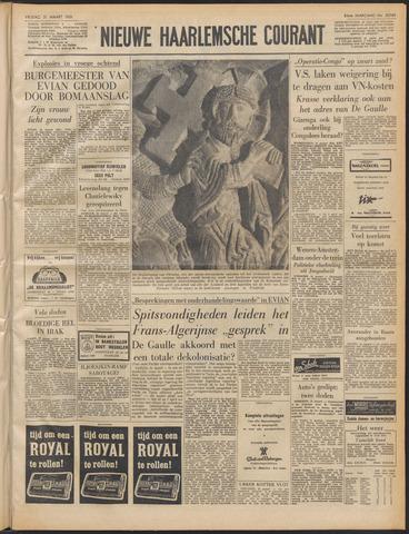 Nieuwe Haarlemsche Courant 1961-03-31