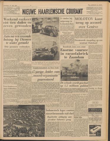 Nieuwe Haarlemsche Courant 1955-06-27