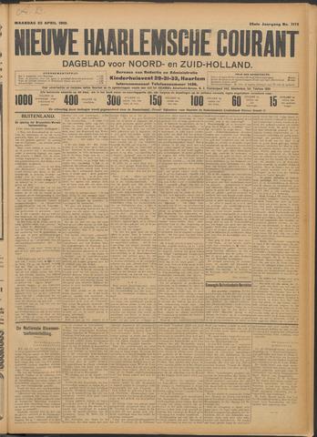 Nieuwe Haarlemsche Courant 1910-04-25