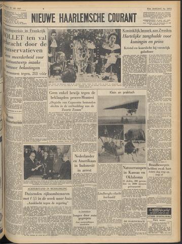 Nieuwe Haarlemsche Courant 1957-05-22