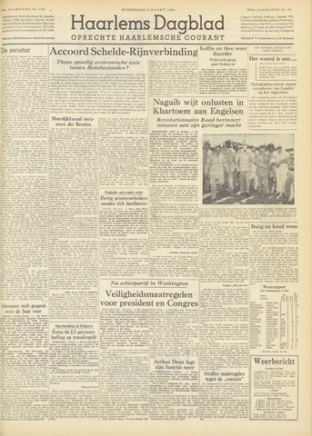 Haarlem's Dagblad 1954-03-03