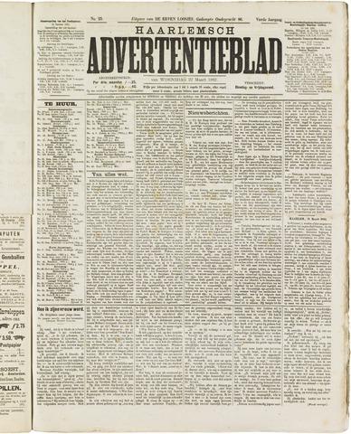 Haarlemsch Advertentieblad 1882-03-22