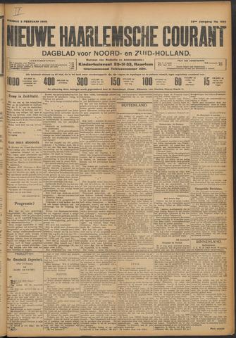 Nieuwe Haarlemsche Courant 1909-02-02