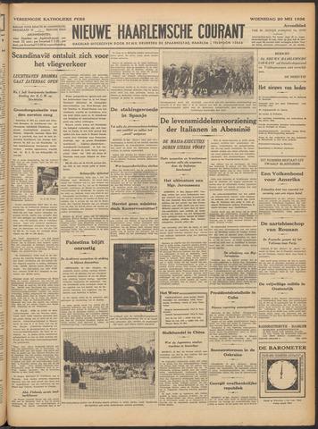 Nieuwe Haarlemsche Courant 1936-05-20