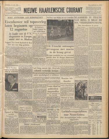 Nieuwe Haarlemsche Courant 1958-07-30