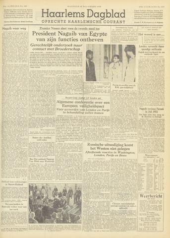 Haarlem's Dagblad 1954-11-15