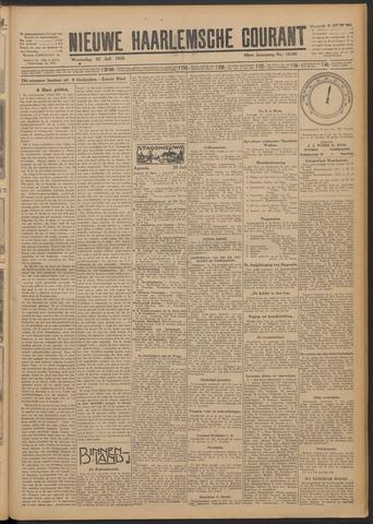 Nieuwe Haarlemsche Courant 1925-07-22