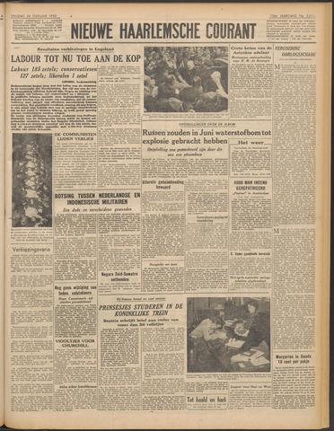 Nieuwe Haarlemsche Courant 1950-02-24