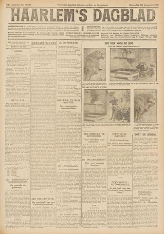 Haarlem's Dagblad 1926-08-25