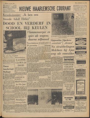 Nieuwe Haarlemsche Courant 1964-06-12