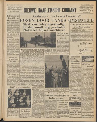 Nieuwe Haarlemsche Courant 1956-06-30