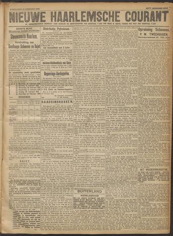 Nieuwe Haarlemsche Courant 1918-02-14