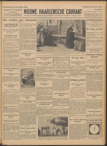 Nieuwe Haarlemsche Courant 1935-06-26