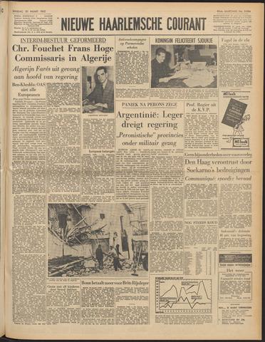 Nieuwe Haarlemsche Courant 1962-03-20