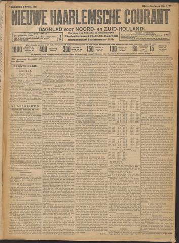 Nieuwe Haarlemsche Courant 1912-04-01
