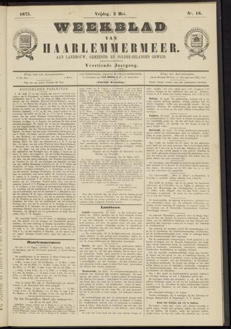Weekblad van Haarlemmermeer 1873-05-02