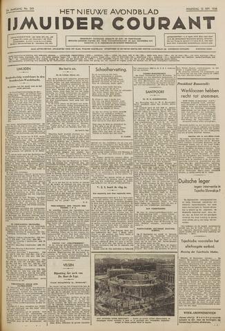 IJmuider Courant 1938-09-12