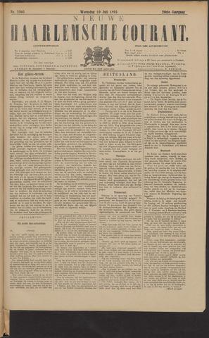 Nieuwe Haarlemsche Courant 1895-07-10