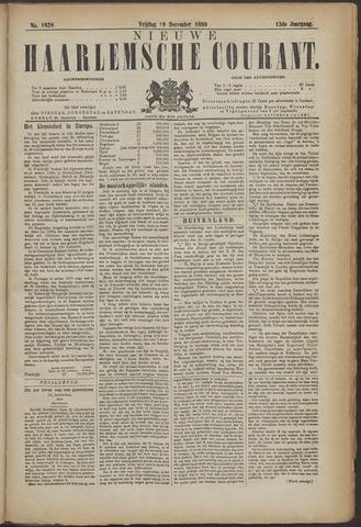 Nieuwe Haarlemsche Courant 1890-12-19