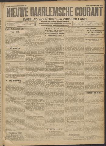 Nieuwe Haarlemsche Courant 1914-12-21