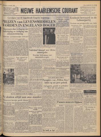Nieuwe Haarlemsche Courant 1952-03-12