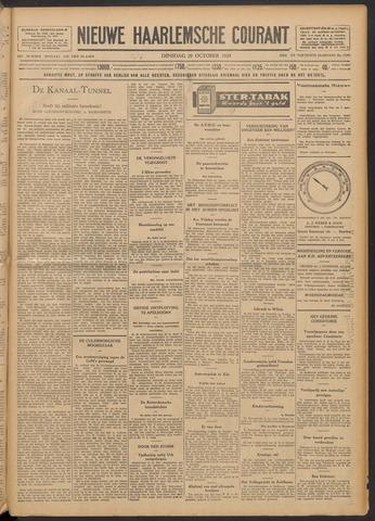 Nieuwe Haarlemsche Courant 1929-10-29