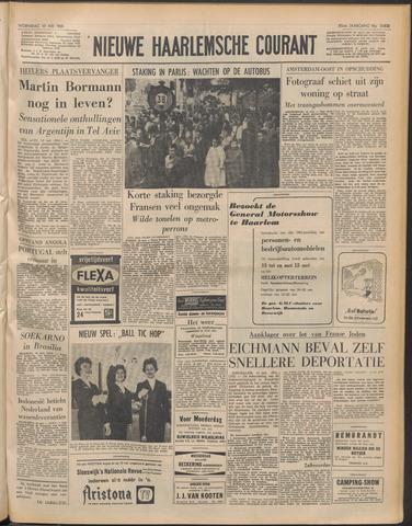 Nieuwe Haarlemsche Courant 1961-05-10