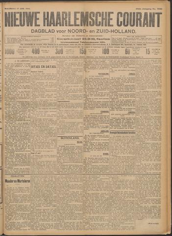 Nieuwe Haarlemsche Courant 1910-01-17