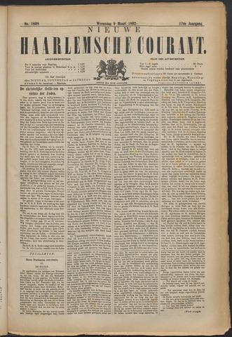 Nieuwe Haarlemsche Courant 1892-03-09