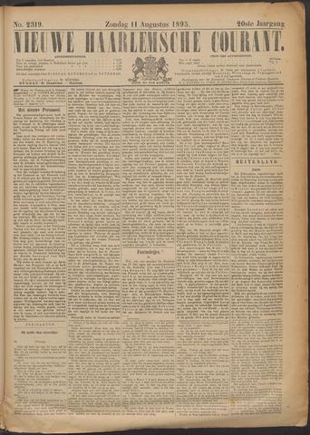 Nieuwe Haarlemsche Courant 1895-08-11