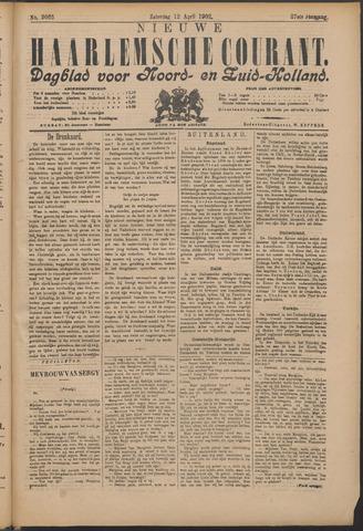 Nieuwe Haarlemsche Courant 1902-04-12