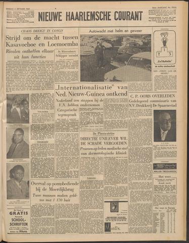 Nieuwe Haarlemsche Courant 1960-09-06