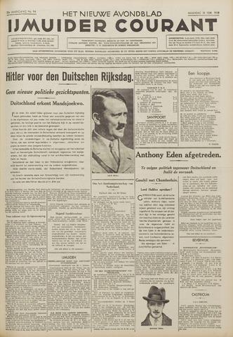 IJmuider Courant 1938-02-21