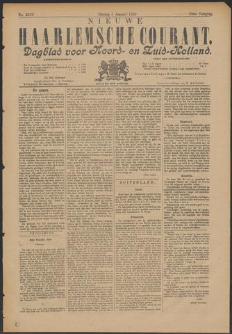 Nieuwe Haarlemsche Courant 1897-01-05