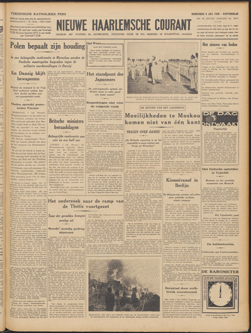 Nieuwe Haarlemsche Courant 1939-07-06
