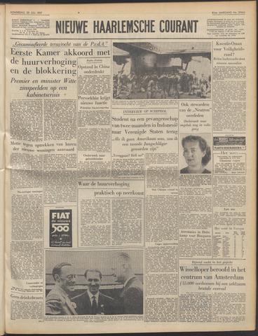 Nieuwe Haarlemsche Courant 1957-07-25