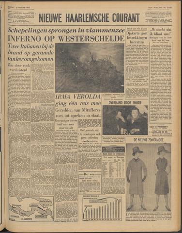 Nieuwe Haarlemsche Courant 1963-02-26