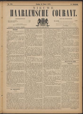 Nieuwe Haarlemsche Courant 1879-03-30