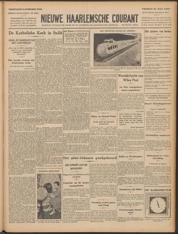 Nieuwe Haarlemsche Courant 1933-07-21