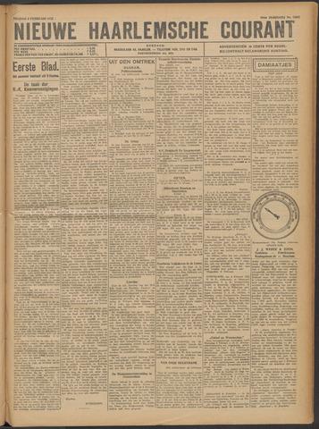 Nieuwe Haarlemsche Courant 1922-02-03