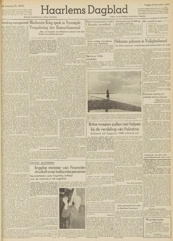 Haarlem's Dagblad 1947-11-14