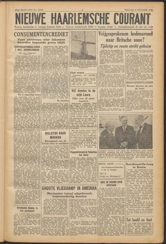 Nieuwe Haarlemsche Courant 1946-10-04