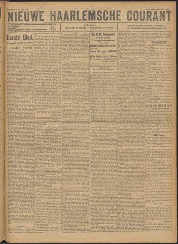 Nieuwe Haarlemsche Courant 1921-03-29