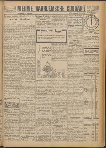 Nieuwe Haarlemsche Courant 1924-08-14