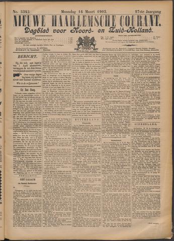 Nieuwe Haarlemsche Courant 1903-03-16